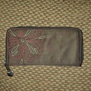 Super Cute Nylon Travelon Wallet
